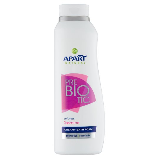 Apart Natural Silk & Jasmine Bath Foam 750 ml