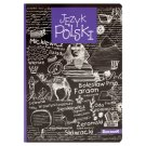 Dan-Mark Polish A5 60 Pages Subject Notebook