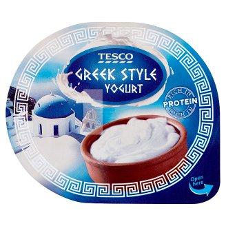 Tesco Jogurt naturalny typu greckiego 140 g