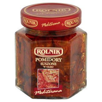 Rolnik Mediterana Dried Tomatoes in Oil 280 g