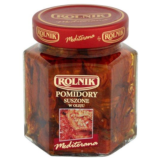 Rolnik Mediterana Dried Tomatoes in Oil 280 g