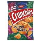 Crunchips Mc Hot Wings Chipsy ziemniaczane o smaku pikantnych skrzydełek 140 g
