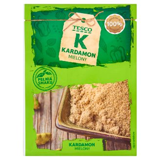 Tesco Ground Cardamom 10 g