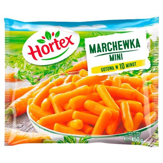 Hortex Mini Carrot 450 g