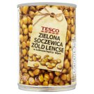 Tesco Green Lentils in Pickle 390 g