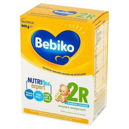 Bebiko 2R Powdered Milk for Newborns after 6 Months Onwards 800 g