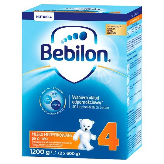 Bebilon 4 Pronutra-Advance Powdered Milk after 2 Years Onwards 1200 g (2 x 600 g)