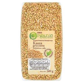 Tesco Organic No Roasted Whole Buckwheat Groats 500 g