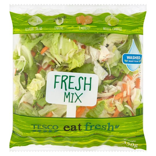 Tesco Fresh Mix 350 g