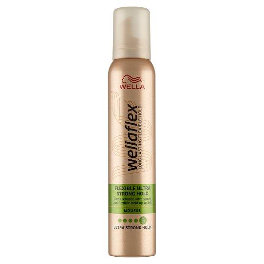 Wella Wellaflex Flexible Hair Mousse 200 ml