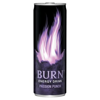 Burn Passion Punch Energy Drink 250 ml