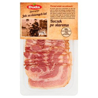 Duda Spécialité Old Way Bacon 100 g