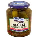 Provitus Hot Chili Dill Pickles 640 g