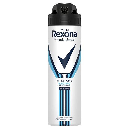 Rexona Men Motionsense Williams Racing Anti-perspirant 150 ml