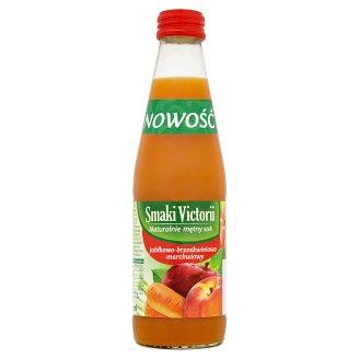 Victoria Cymes Smaki Victorii Apple-Peach-Carrot Juice 250 ml