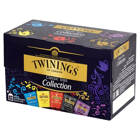 Twinings Classics Tea Collection 40 g (20 x 2 g)