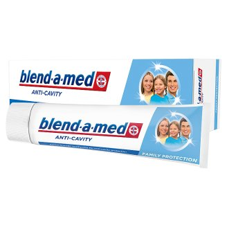 Blend-a-med Anti-Cavity Family Protection Pasta do zębów 100ml