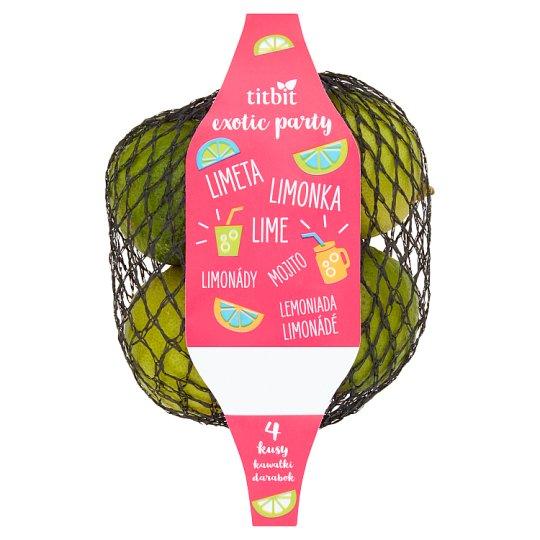 Titbit Lime 4 Pieces