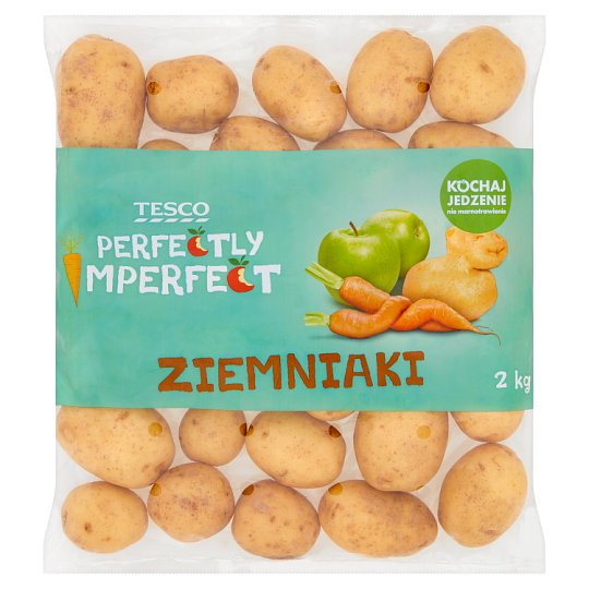 Tesco Perfectly Imperfect Ziemniaki 2 kg
