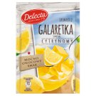 Delecta Lemon Flavoured Jelly 75 g
