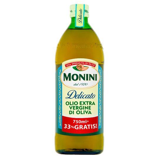 Monini Delicato Extra Virgin Olive Oil 1000 ml