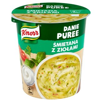 Knorr Instant Dish Puree Cream with Herbs 48 g