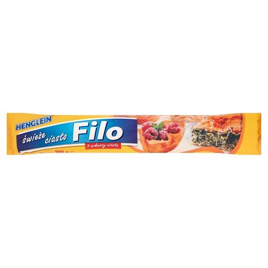 Henglein Filo Dough 300 g