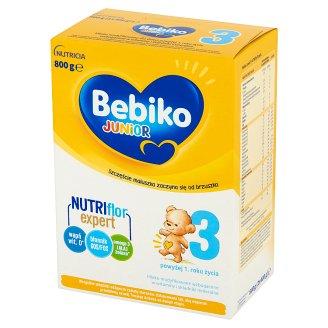 Bebiko Junior 3 Powdered Milk for Children after 1 Year Onwards 800 g