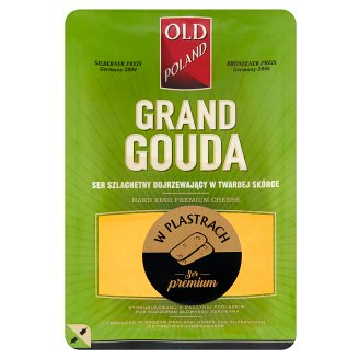 Old Poland Grand Gouda Sliced Cheese 135 g