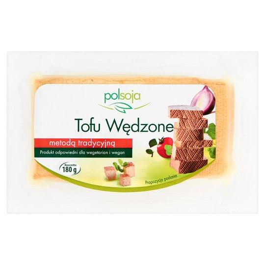Polsoja Smoked Tofu Traditional Method 180 g