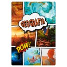 Geography A5 Squared 96 Pages Notebook