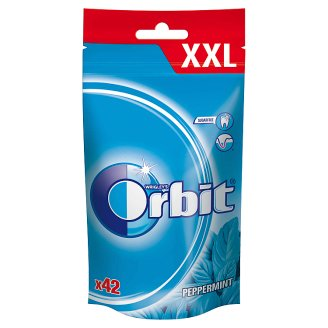 Orbit Peppermint Sugarfree Chewing Gum 58 g (42 Pieces)