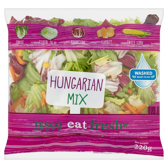 Tesco Hungarian Mix 220 g
