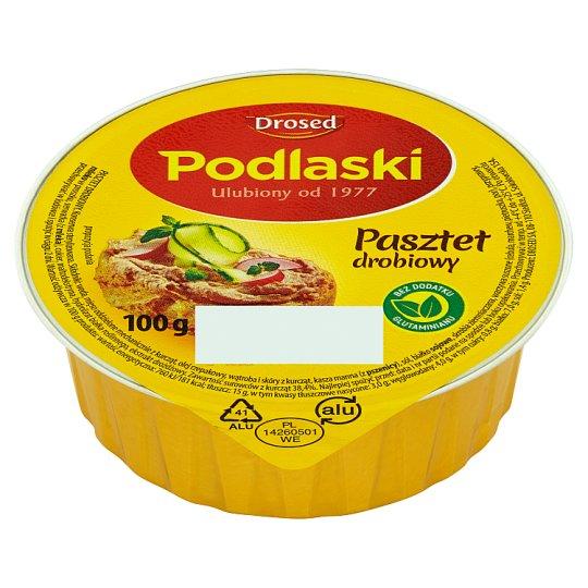 Drosed Podlaski Poultry Pâté 100 g