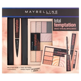 Maybelline New York Total Temptation Cosmetics Set