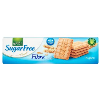 Gullón Suger Free Fibre Biscuits 170 g
