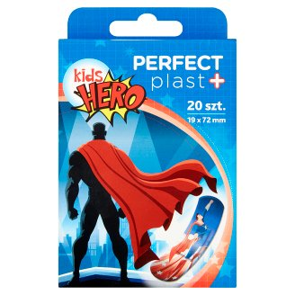 Perfect plast Kids Hero Band-Aid 20 Pieces