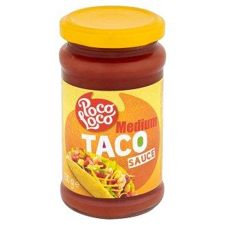 Poco Loco Taco Medium Sauce 230 g