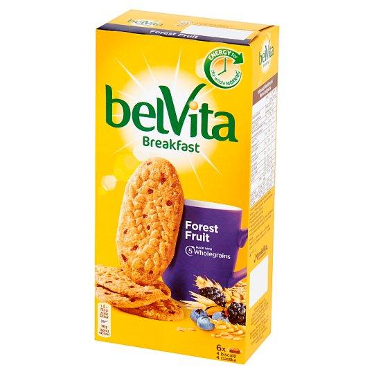 belVita Breakfast Forest Fruit Wholegrains Cakes 300 g (6 x 50 g)