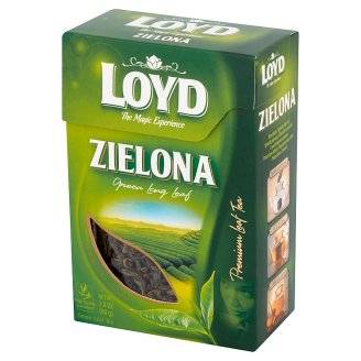 Loyd Green Leaf Tea 80 g