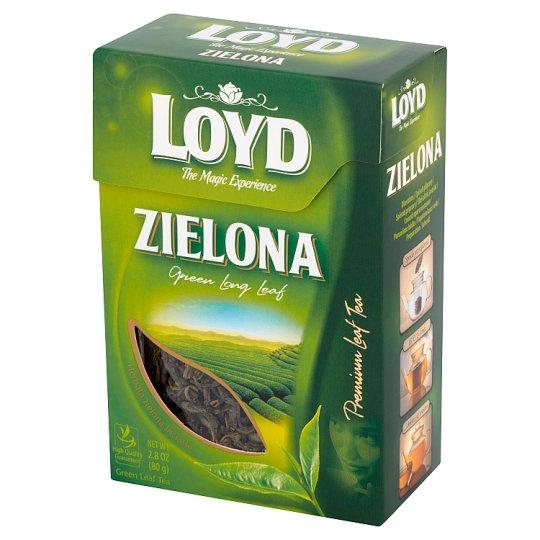 Loyd Green Leaf Tea 80 g
