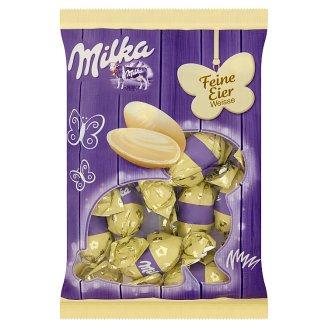 Milka Fine Eggs White Chocolate 90 g
