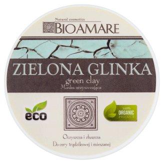 Bioamare Zielona glinka Maska oczyszczająca 100 ml
