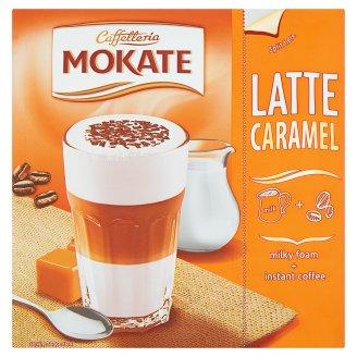 Mokate Caffetteria Latte karmelowe 22 g