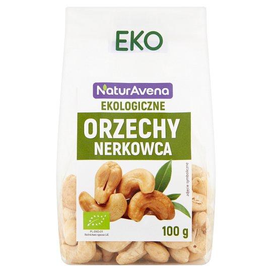 NaturAvena Organic Cashews 100 g