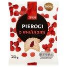 Tesco Pierogi z malinami 450 g