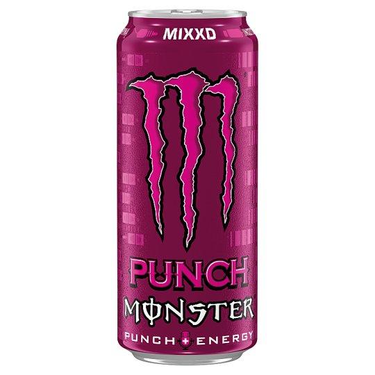 Monster Punch Energy Drink 500 ml