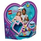 LEGO Friends Pudełko w kształcie serca Stephanie 41356