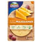 Hochland Maasdamer Ser żółty w plastrach 135 g (8 plastrów)