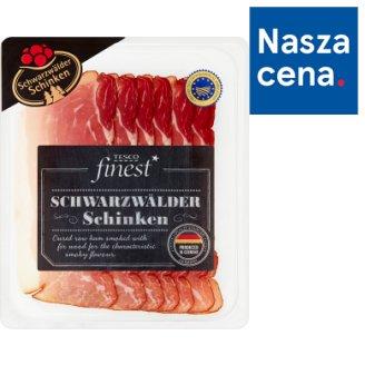 Tesco Finest Szwarcwaldzka Szynka wieprzowa w plastrach 100 g